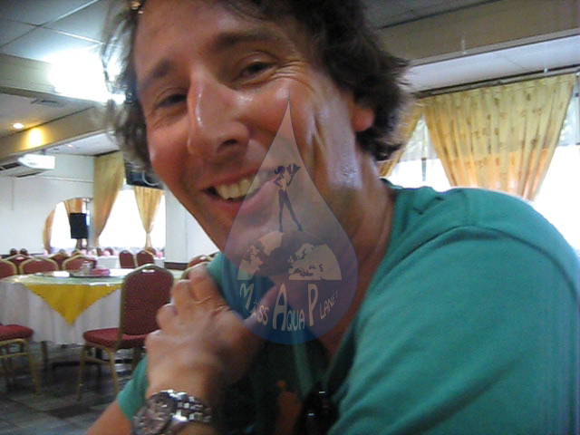 Eric Landa Maître-nageur