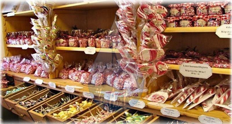 bonbon suédois