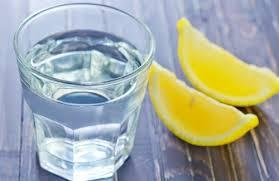 citron et eau